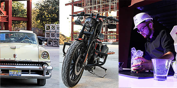 Auto-Bartender-Harley- Hard Rock